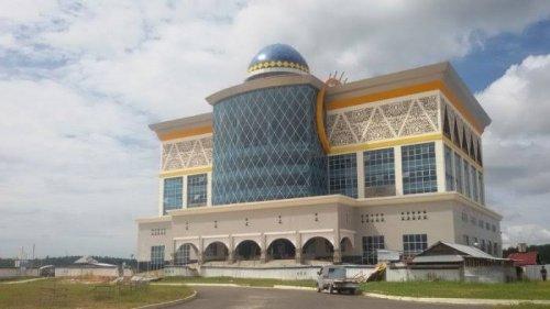 Jalan Badak Hanya Sementara, Akses Jalan Utama Perkantoran Tenayan Raya Belum Selesai