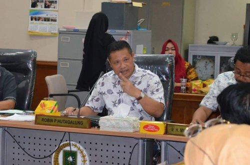 PPDB Jadi Keluhan Reses Warga, Robin Dukung Pembentukan Pansus DPRD Riau