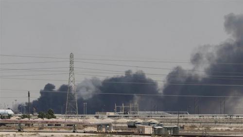 Serangan Drone Hancurkan Kilang Minyak Arab Saudi, Pasokan Terganggu 5,7 Juta Barel Per Hari