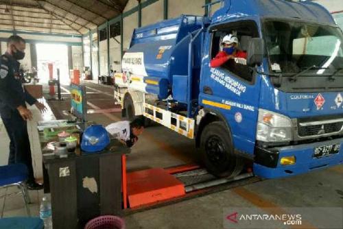 Akibat Covid-19, Pelayanan Uji Kendaraan Bermotor Dumai Dipindah ke Pekanbaru