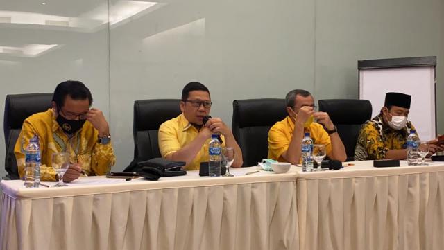 Jelang Pemilu 2024, Idris Laena Nyatakan Provinsi Riau Siap Hadapi Pileg dan Pilkada