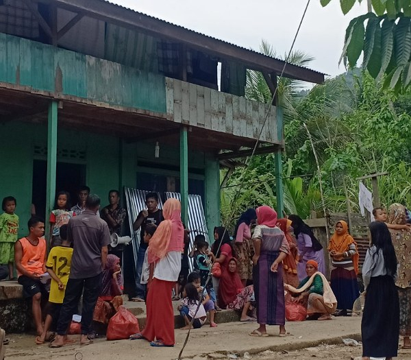 Mafakumpala UIR Galang Dana dan Sembako untuk Korban Banjir Desa Ludai