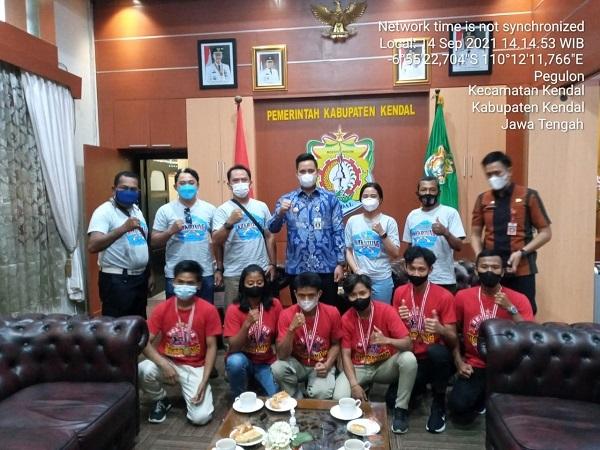 Tim Kickboxing Jateng Siap Tempur di Eksebisi PON XX Papua