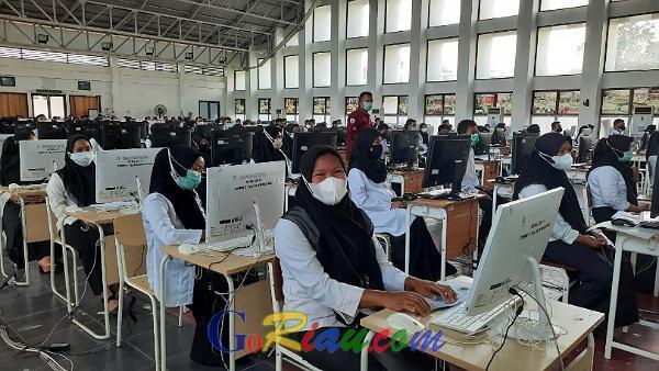 Tak Bawa e-KTP, Seorang Peserta SKD CASN Kuansing Tak Bisa Ujian