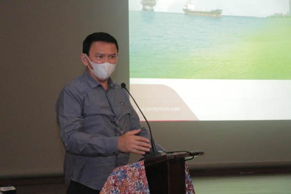 Kunjungi WK Rokan, Ahok Apresiasi Implementasi Digitalisasi PT Pertamina