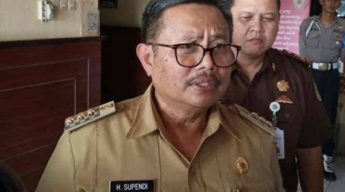 Ditangkap KPK, Bupati Indramayu Belum Setahun Gantikan Anna Sophanah