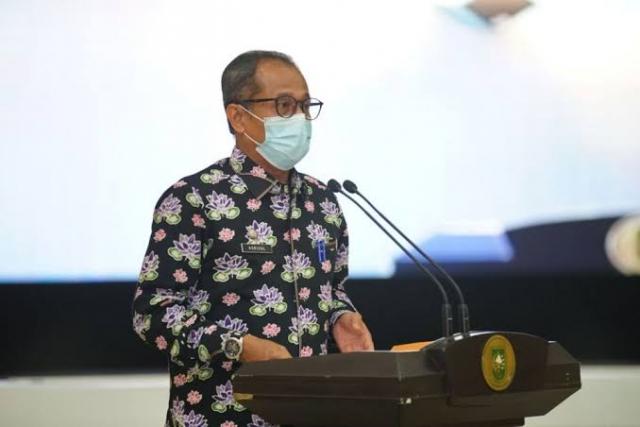 Pemprov Riau Usulkan 59.732 Pelaku Usaha Mikro Penerima Bantuan Covid-19