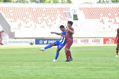 PSPS Riau Takluk dari Sriwijaya FC 3-0