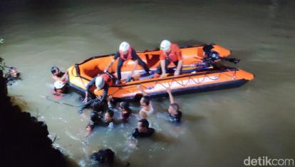 11 Siswa MTs di Ciamis Tewas Saat Susur Sungai, 3 Perempuan