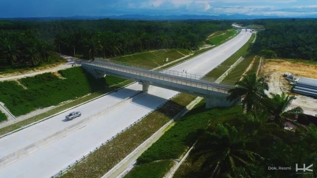 Tol Pekanbaru-Bangkinang Ditargetkan Rampung Kuartal IV 2021