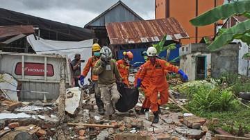 Korban Tewas Akibat Gempa di Sulbar Jadi 45 Orang