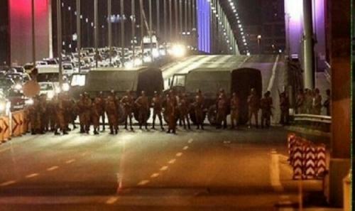 Militer Klaim Sudah Kuasai Turki, Ini Jawaban Erdogan