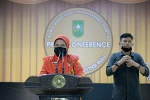 Bertambah Lima Kasus Covid-19 di Pekanbaru, Dumai dan Inhil, Berikut Penjelasannya