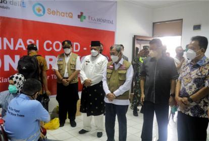 Perdana di Riau, IKPP Jalankan Program Vaksinasi Berbayar Gotong Royong