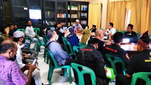 Didukung Tokoh-tokoh, KAMI Riau Tegaskan Ingin Menjaga Pancasila, Jadwal Deklarasi Masih Dirapatkan