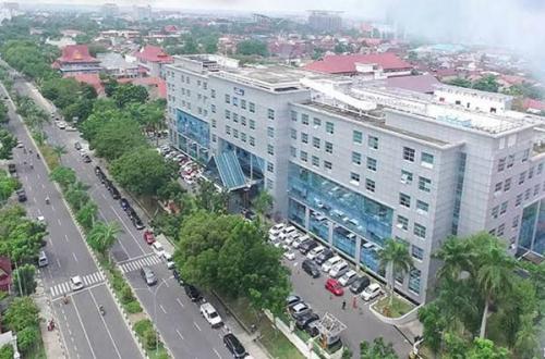 Ruang Isolasi Rumah Sakit di Riau Hanya Tersisa 300, Pemprov Siapkan Hotel dan GOR untuk Pasien Corona