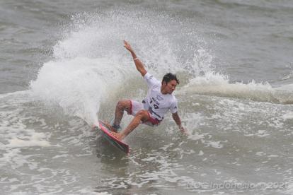 Rio Waida Jadi Idola, Olimpiade Tokyo Bawa Perubahan Besar Surfing Indonesia
