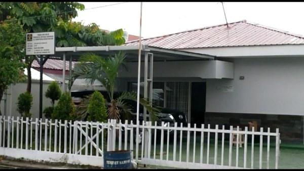 Rumah Dinas Kadivpas Kemenkumham Riau Dimolotov OTK
