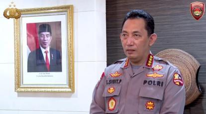 Kapolri Instruksikan Polisi Tidak Reaktif Terhadap Warga yang Sampaikan Aspirasi ke Jokowi