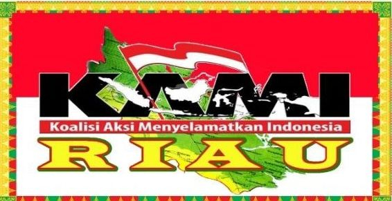 Kapal Indonesia dan Bahtera Lancang Kuning Hampir Karam, KAMI Riau Deklarasi Lewat Taklimat Media