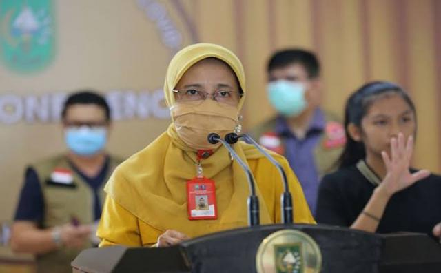 Pasien Sembuh Bertambah 102 Orang, Pekanbaru Terbanyak