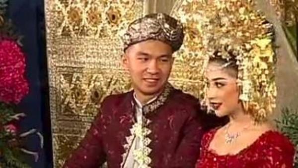 Nikita Willy Sah Jadi Istri Indra Priawan Sutan Pangeran
