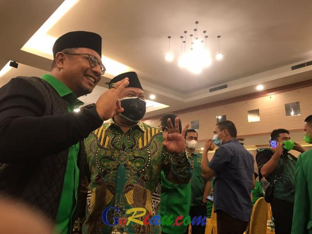 Yuyun Hidayat Pimpin DPC PPP Kampar, Husaimi: PPP Akan Besar dan Usung Calon Bupati