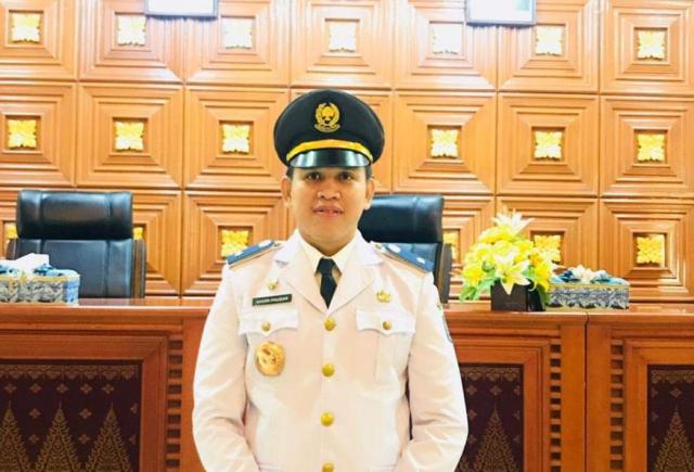 Tak Ingin Ada Klaster Baru Pasca Objek Wisata Siak Dibuka, Lurah Kampung Dalam: Pedagang Harus Terapkan Prokes Covid-19