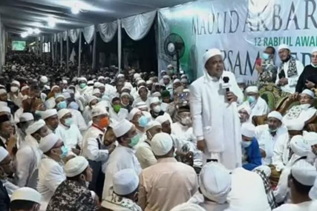 Maulid Nabi di Kediaman Rizieq Syihab Langgar Prokes, Mahfud MD Sebut Sudah Ingatkan Gubernur DKI