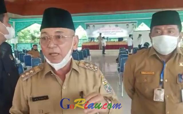 Usai Pilkada, Bupati Pelalawan Pastikan 6 Kepala Dinas Baru Dilantik