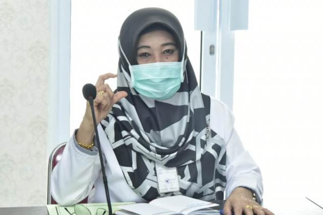 Pemkab Bengkalis Salurkan Bansos Tahap II dan III dari Pemprov Riau