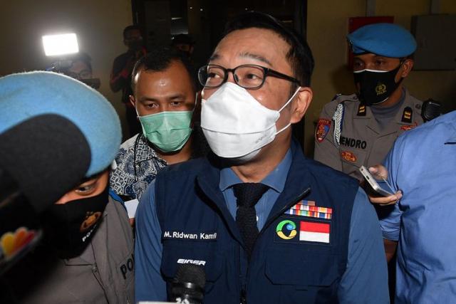 Ridwan Kamil Sebut Kegaduhan Terkait HRS Dipicu Pernyataan Mahfud MD