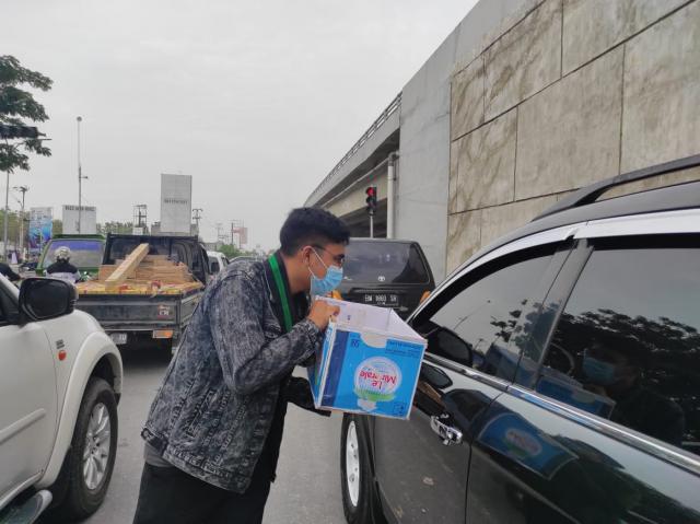 Peduli Korban Gempa Majene, HMI MPO Gelar Aksi Penggalangan Dana Untuk Ringankan Korban Bencana