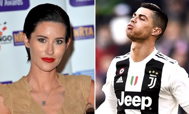 Mengaku Tak Tertarik, Ini Alasan Model Jasmine Tetap Bersedia Ditiduri Cristiano Ronaldo
