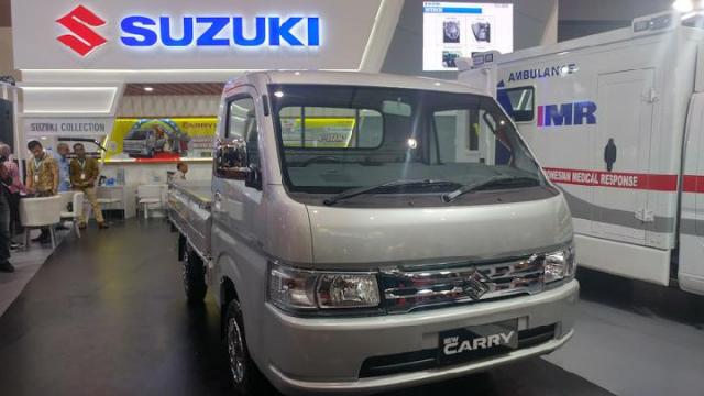 Pekan Depan, Suzuki Luncurkan Carry Facelift