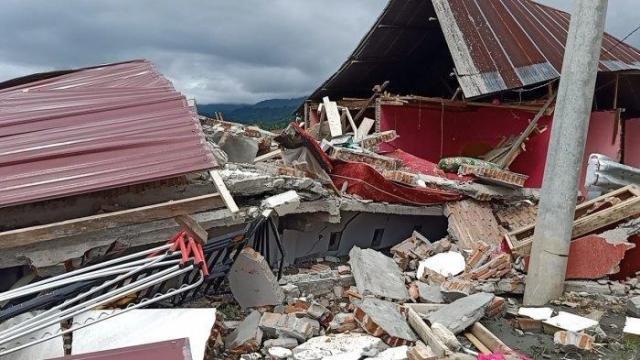 Korban Gempa Sulbar Terus Bertambah, 56 Tewas dan 826 Luka-luka