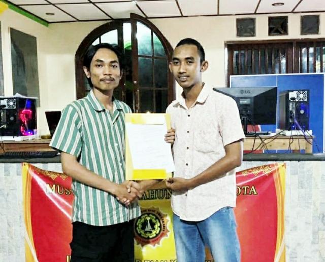 Muhammad Rizki Terpilih Sebagai Ketua Umum IPRY-KKM Periode 2021-2022