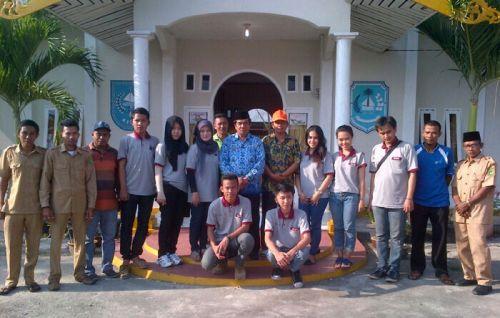 Mahasiswa STP Bandung Diserahkan ke Masyarakat Bokor