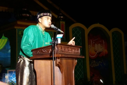 Puluhan Ribu Masyarakat Duri Hadiri Pembukaan MTQ ke-42 Kecamatan Mandau, Bupati Amril : Ini Seperti MTQ Tingkat Kabupaten
