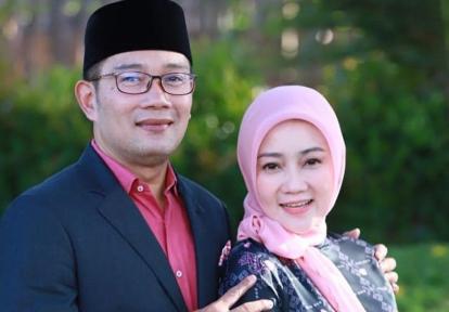 Sudah 2 Kali Divaksin, Istri Ridwan Kamil Positif Covid-19