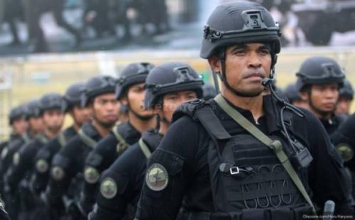 Tiga Pasukan Elit Khusus TNI Akan Dilibatkan Berantas Teroris, Berikut Profilnya