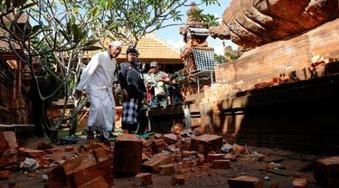 Bali Pernah Diterjang Tsunami yang Merenggut Ribuan Jiwa