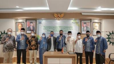 Bersinergi Dalam Pemanfaatan Tabungan Emas di Lingkungan Muhammadiyah Pekanbaru, PT Pegadaian dan FGM Teken MoU