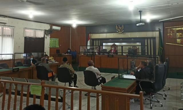 Sidang Kasus Korupsi BUMD Tuah Sekata Pelalawan, Jaksa Hadirkan Saksi Dewan Pengawas