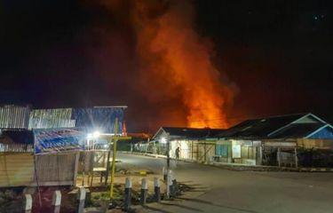 Dikeroyok Usai Bubarkan Warga Pesta Miras, 2 Anggota Paskhas TNI AU Luka Serius