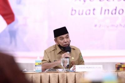 Disbun Riau Dapat DAK APBN 2021 Sebesar Rp2,9 Miliar
