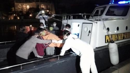 Jenazah 5 ABK Ditemukan dalam Freezer Kapal Ikan di Kepulauan Seribu