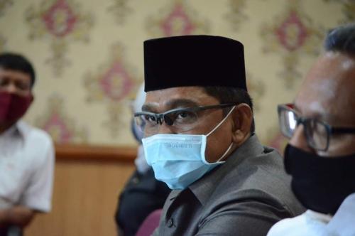 Yan Prana Jadi Sekda Sekaligus Komut, Zulfi Mursal: Ya Mau Gimana Lagi...
