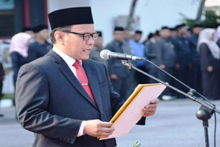 APBD Perubahan Bengkalis Diperkirakan Turun Rp700 M, Akhir September Disahkan