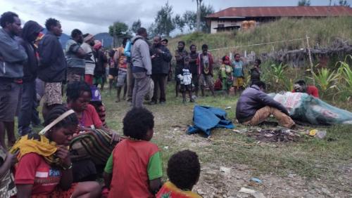 Diserang Kelompok Bersenjata, Anggota TNI dan Warga Sipil Tewas di Intan Jaya